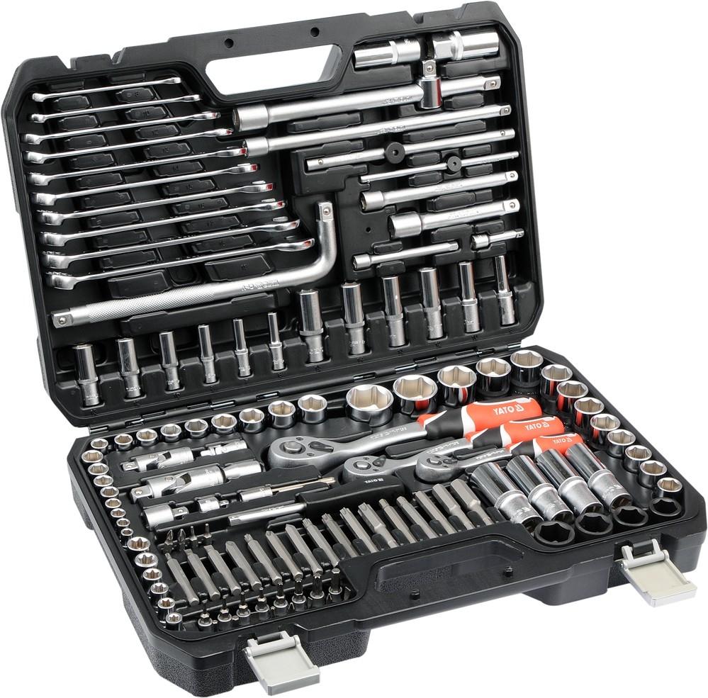 Универсальный набор инструментов Yato 128 предметов YT-38872