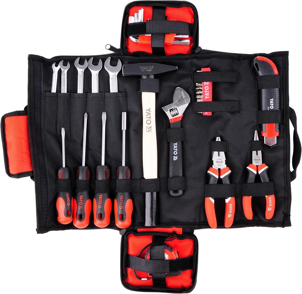 Универсальный набор инструментов Yato 44 предмета YT-39280
