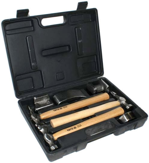 Набор инструментов Yato 7 предметов YT-4590
