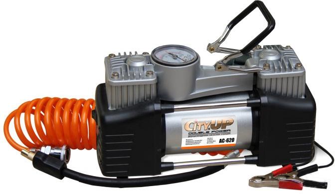 Автомобильный компрессор CityUP AС-620 Double Power