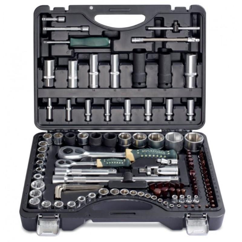 Универсальный набор инструментов RockForce 114 предметов RF-41082-5 PREMIUM