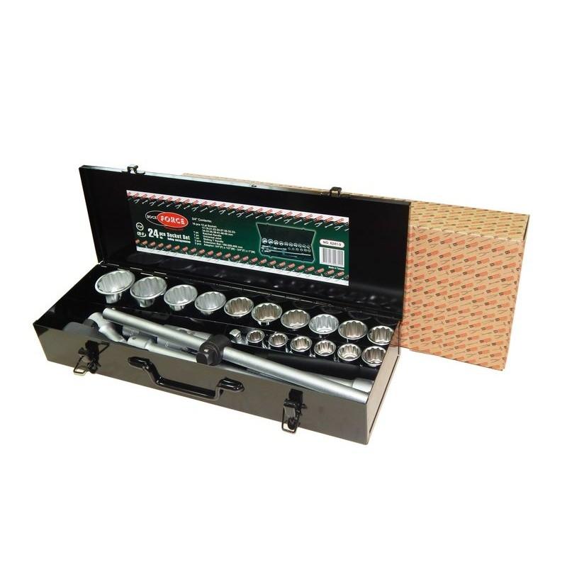 Универсальный набор инструментов RockForce 24 предмета RF-6241-9
