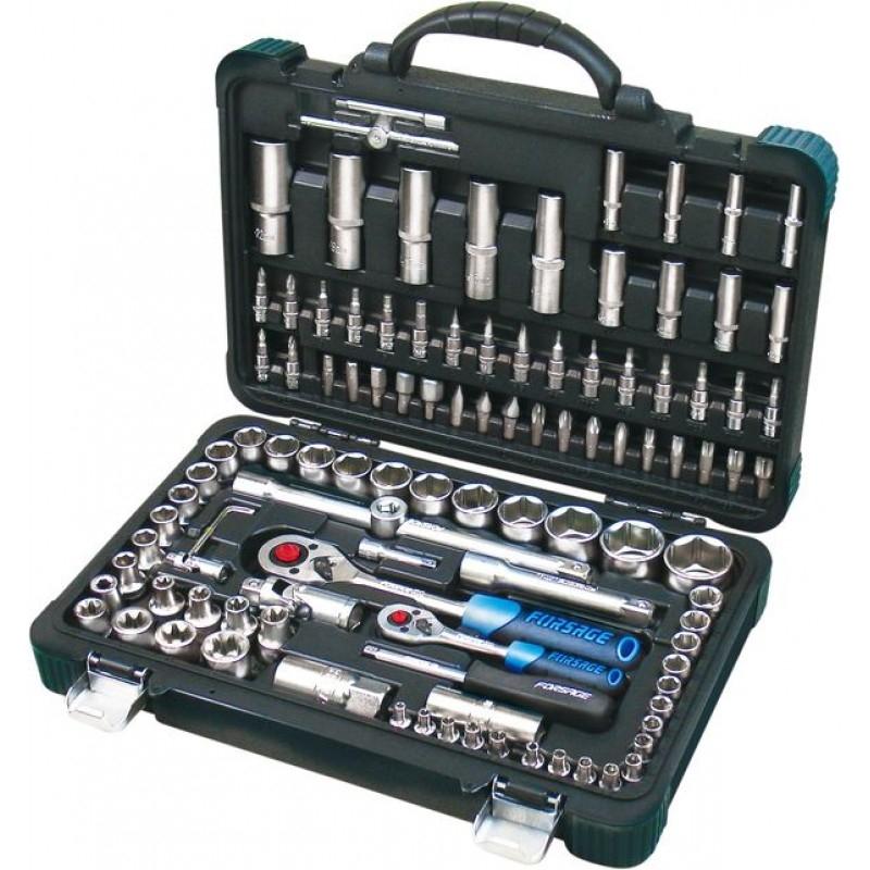 Универсальный набор инструментов Forsage 108 предметов 41082-5
