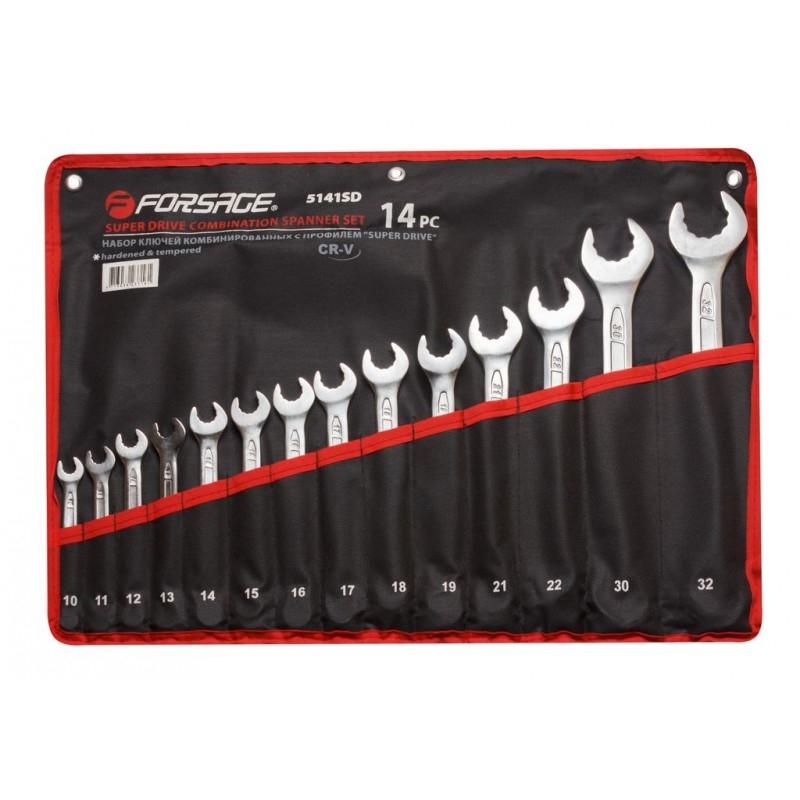 Набор ключей Forsage 14 предметов F-5141SD