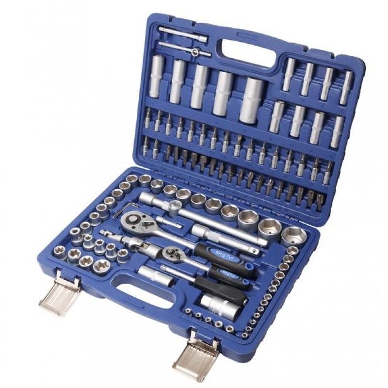 Универсальный набор инструментов KingTul 108 предметов KT108