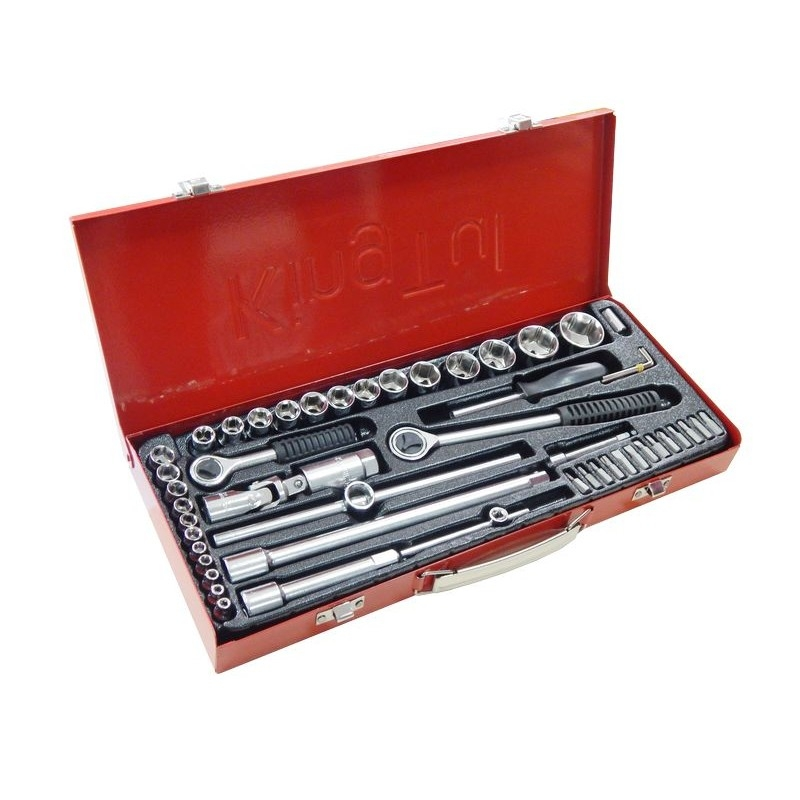 Универсальный набор инструментов KingTul 52 предмета KT52