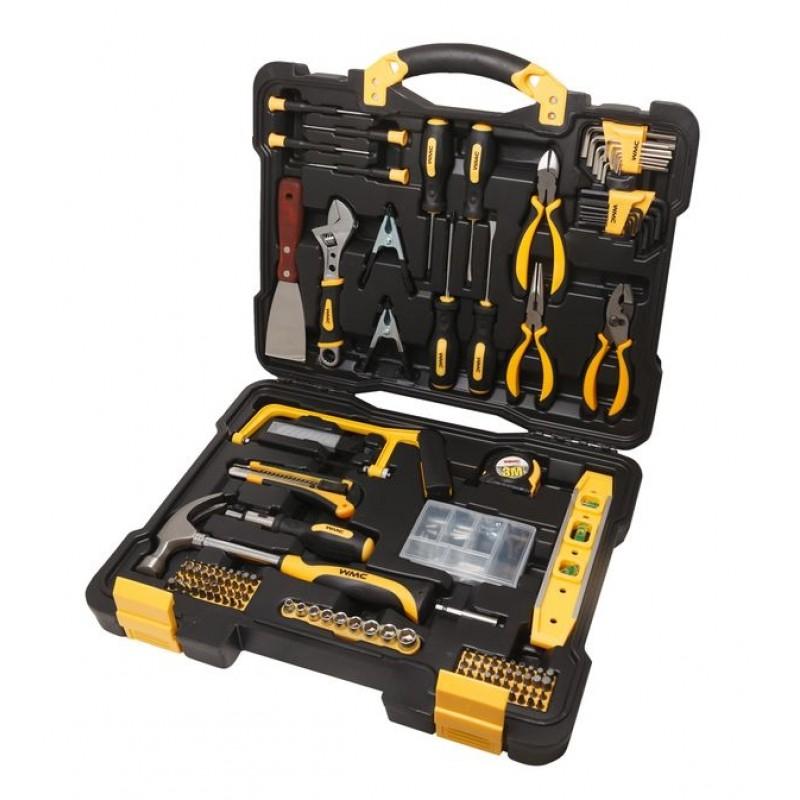 Универсальный набор инструментов WMC Tools 144 предмета 20144