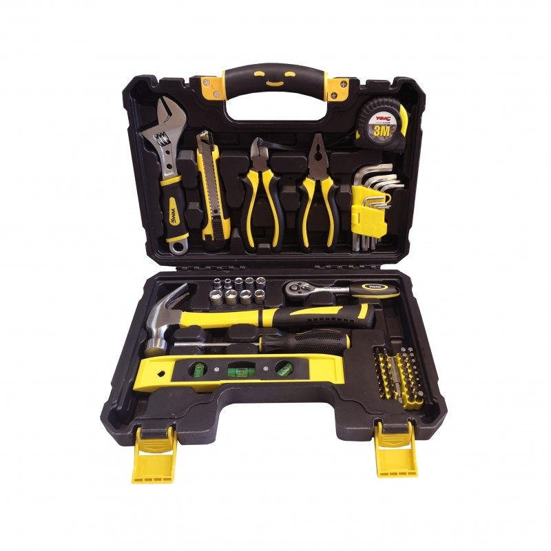 Универсальный набор инструментов WMC Tools 60 предметов 2060