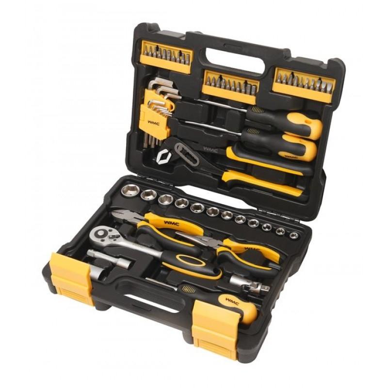 Универсальный набор инструментов WMC Tools 61 предмет 3061