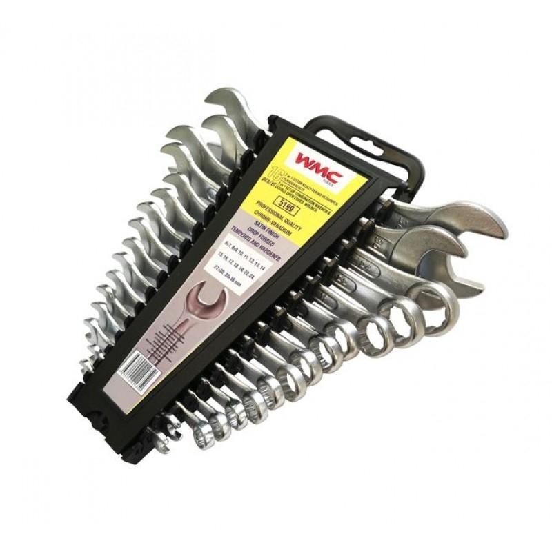 Набор ключей WMC Tools 16 предметов 5199