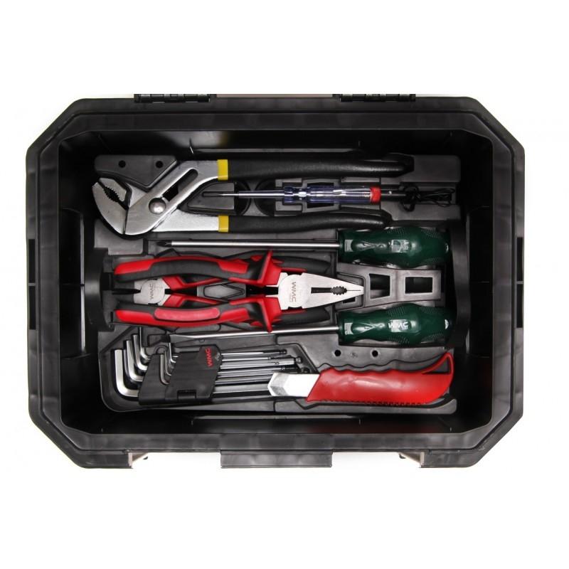 Универсальный набор инструментов WMC Tools 14 предметов 50707WMC