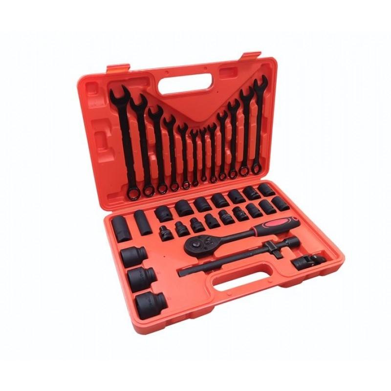 Универсальный набор инструментов WMC Tools 37 предметов 4037