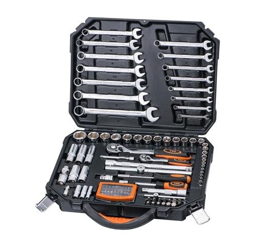 Универсальный набор инструментов PRO Startul 106 предметов PRO-106