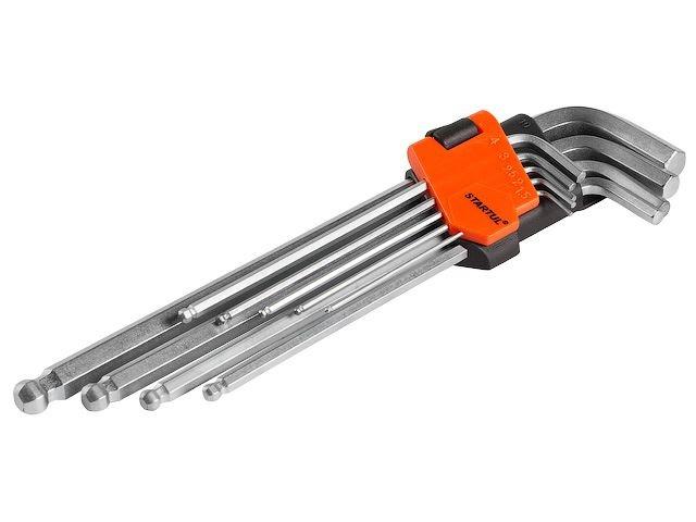 Набор ключей PRO Startul 9 предметов PRO-4091
