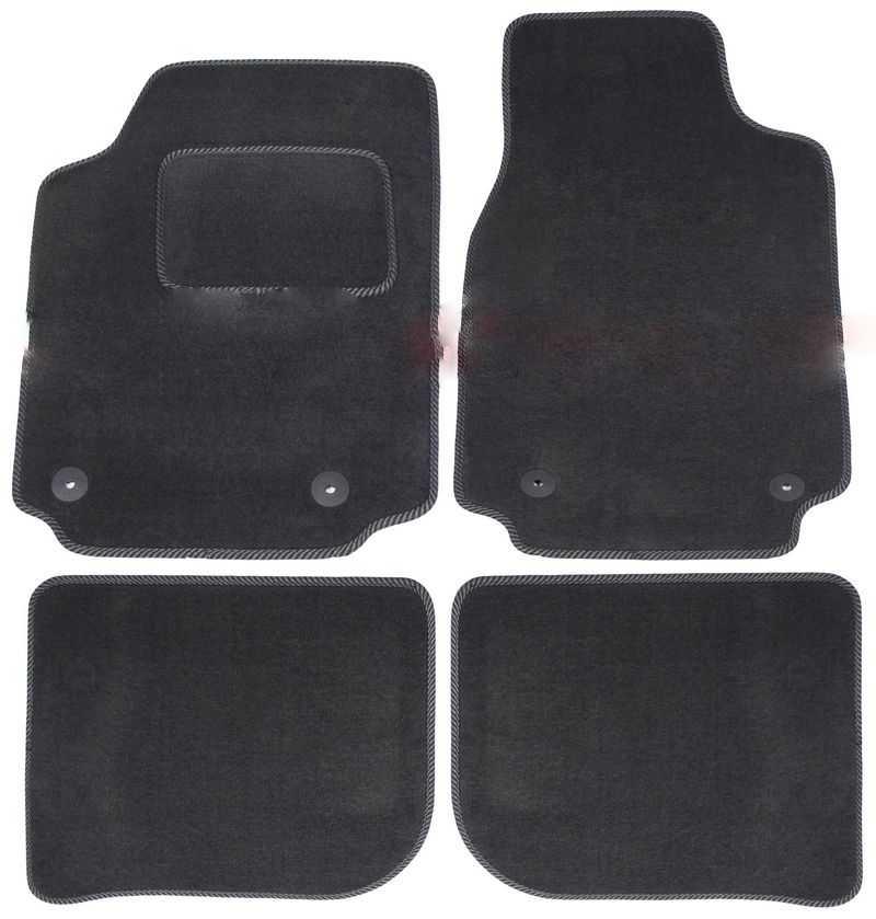 Ковры ворсовые для Audi 100 C4 / Audi A6 C4 Duomat