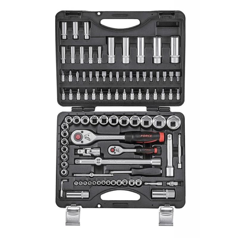 Универсальный набор инструментов Force 94 предмета 4941-9