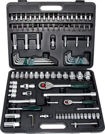 Универсальный набор инструментов Force 108 предметов 41081-5