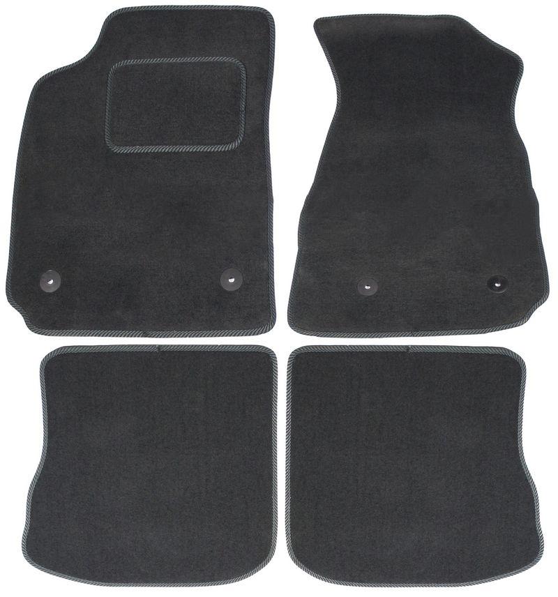 Ковры ворсовые для Audi A4 B5 (94-01) Duomat