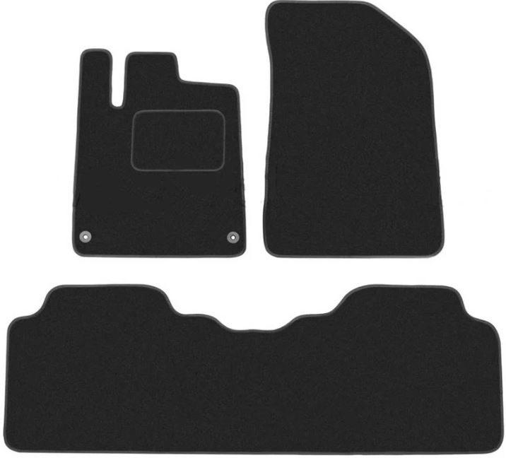 Ковры ворсовые для Citroen C5 I (01-08) Duomat