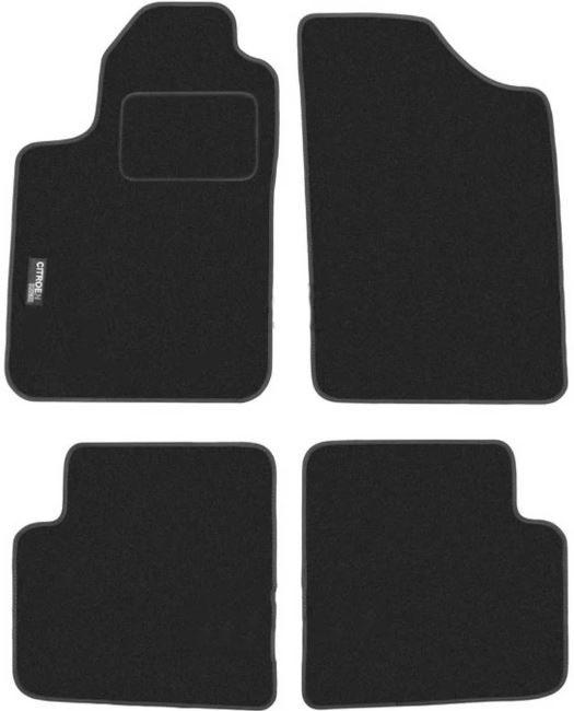 Ковры ворсовые для Citroen Xsara / Xantia (97-04) Duomat