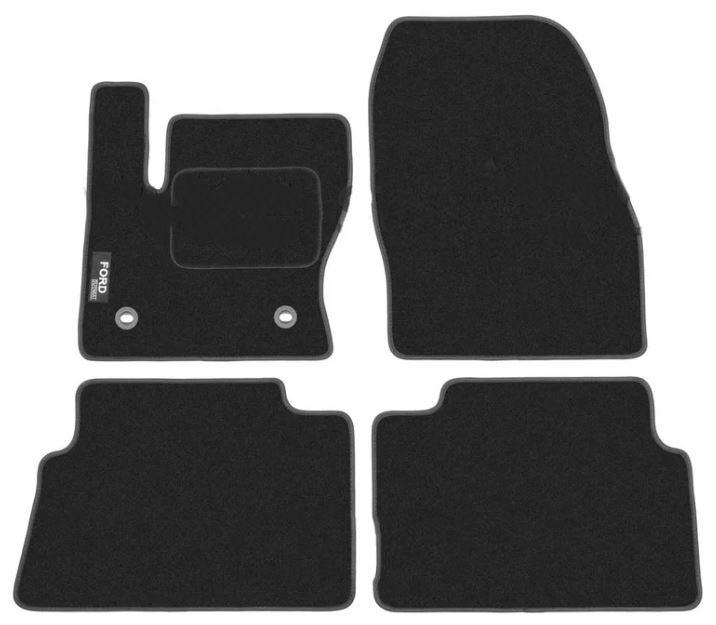 Ковры ворсовые для Ford Kuga II (13-) Duomat