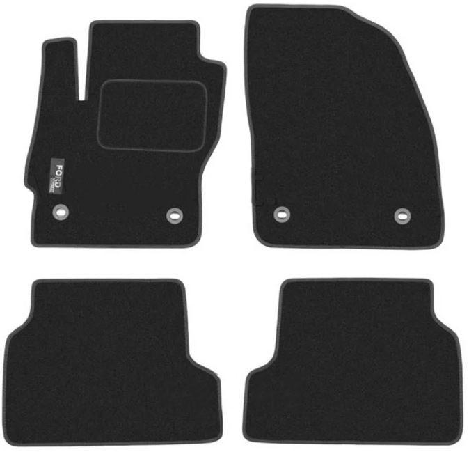 Ковры ворсовые для Ford Focus II (05-11) Duomat