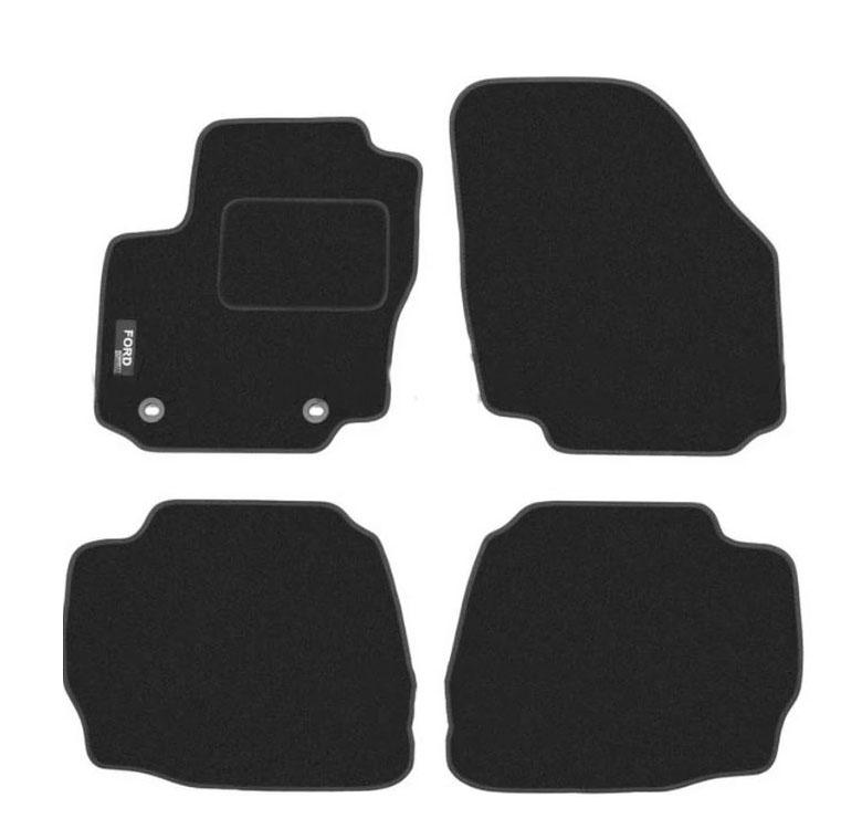 Ковры ворсовые для Ford Mondeo IV (06-14) Duomat