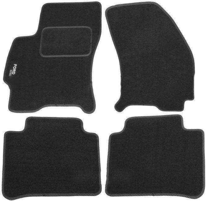 Ковры ворсовые для Ford Mondeo III (00-07) Duomat