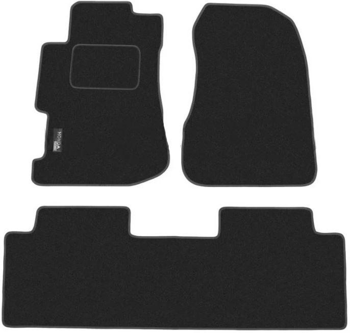 Ковры ворсовые для Honda Civic VII (01-06) 5D Duomat