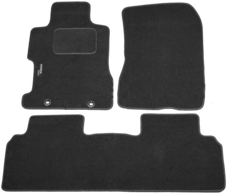 Ковры ворсовые для Honda Civic VIII (05-11) 4D Sedan Duomat