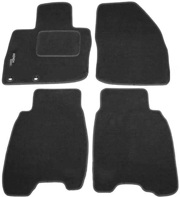 Ковры ворсовые для Honda Civic VIII (05-11) Duomat