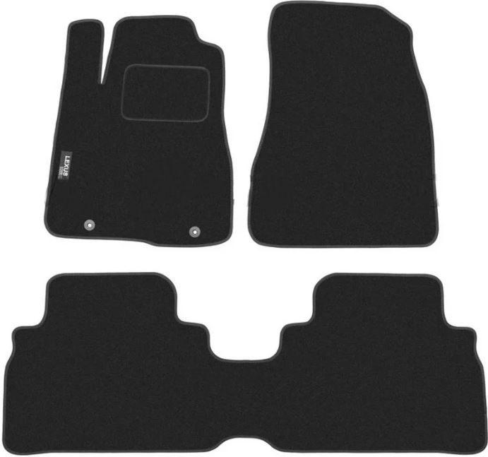 Ковры ворсовые для Lexus RX II (03-09) Duomat