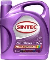 Антифриз Sintec Multifreeze 5кг