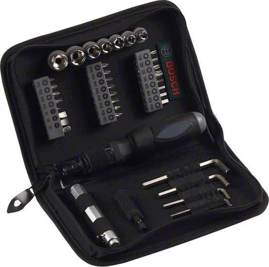 Универсальный набор инструментов Bosch Mixed 38 предметов 2607019506