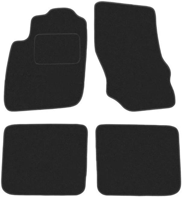 Ковры ворсовые для Mitsubishi Carisma (95-03) Duomat