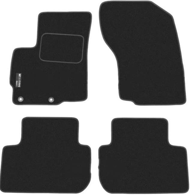 Ковры ворсовые для Mitsubishi Outlander III (12-) Duomat