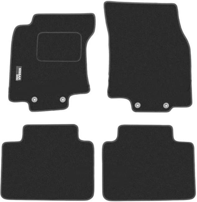 Ковры ворсовые для Nissan XTrail III T32 (14-) Duomat