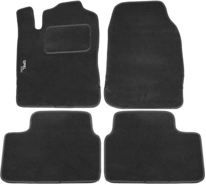Ковры ворсовые для Opel Vectra B (95-03) Duomat