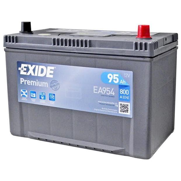 Аккумулятор Exide Premium EA954 (95Ah)
