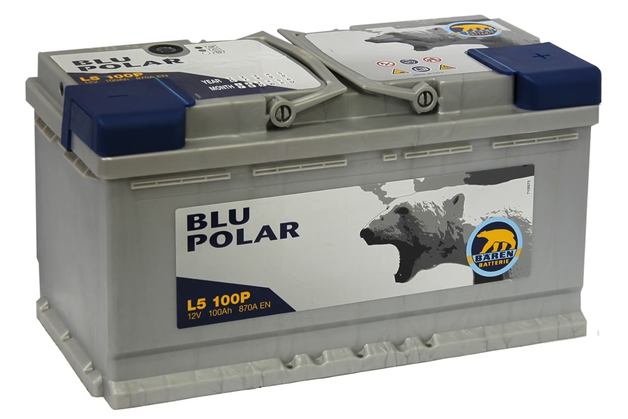 Аккумулятор Baren Blu Polar (100 А/ч)