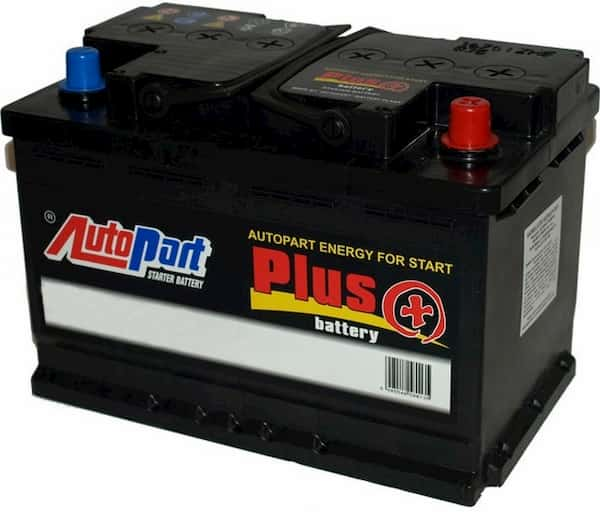 Аккумулятор AutoPart Plus AP920 R+ (92 А/ч)
