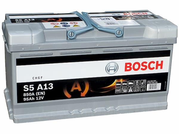 Аккумулятор Bosch S5 AGM (95Ah)