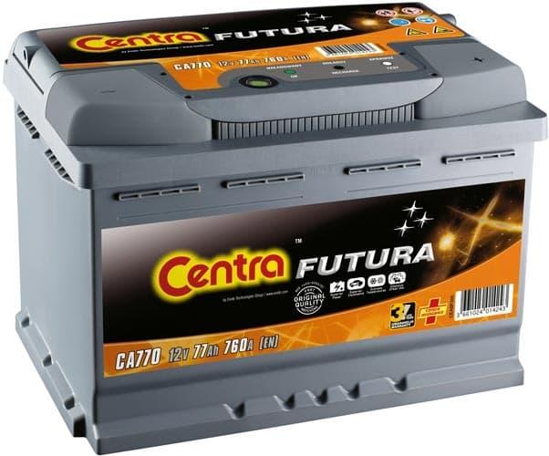 Аккумулятор Centra Futura CA770 (77 А/ч)