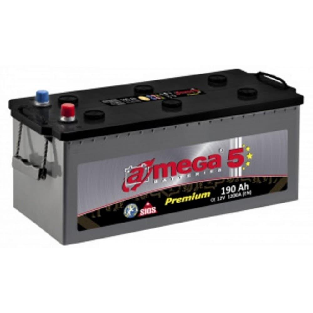 Аккумулятор A-Mega Premium (190Ah)
