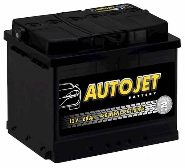 Аккумулятор Autojet 60 R (60 А/ч)