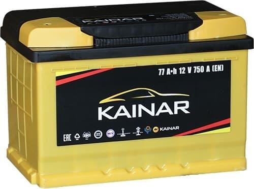 Аккумулятор Kainar 77 R+ (77 А·ч)