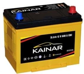 Аккумулятор Kainar Asia 75 JL (75 А/ч)