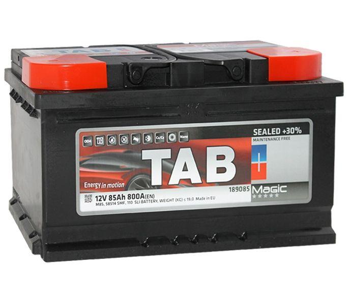 Аккумулятор TAB Magic 189085 (85 А/ч)