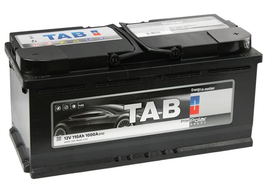 Аккумулятор TAB Polar 245610 (110 А·ч)