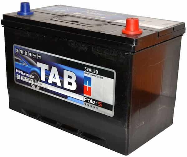 Аккумулятор TAB Polar S Asia 95 JR (95 Ah)